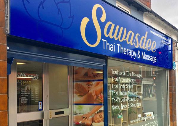 sawasdee thai massage thaimassage söderort